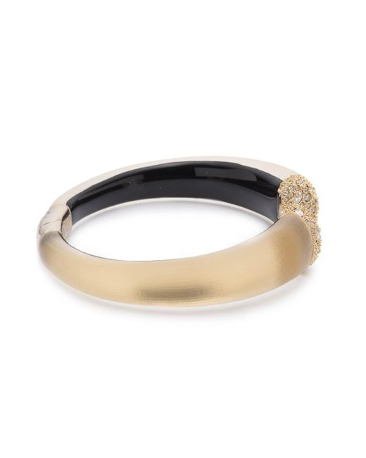 Alexis Bittar - Metallic Encrusted Pave Brake Hinge Bracelet You Might Also Like - Lyst