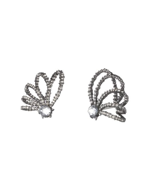 Alexis Bittar - Multicolor Crystal Lace Orbiting Post Earring - Lyst