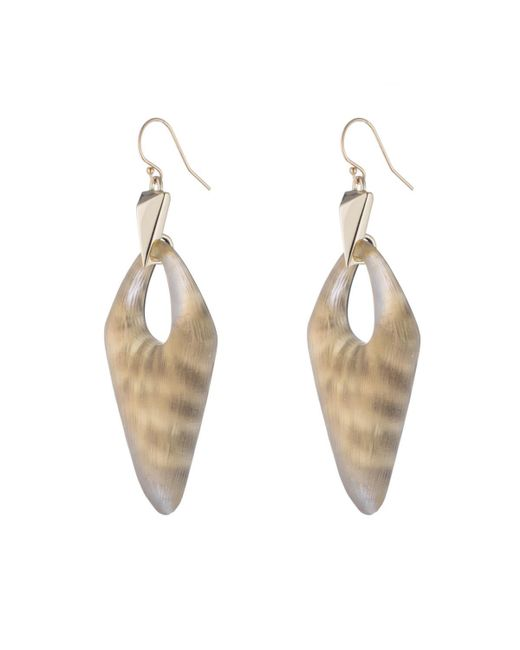 Alexis Bittar | Multicolor Pointed Pyramid Drop Earring You Might Also Like | Lyst