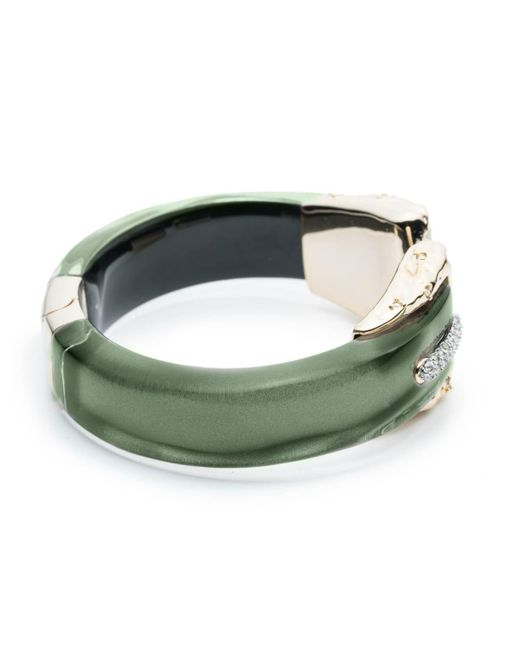 Alexis Bittar | Green Double Buckle Brake Hinge Bracelet You Might Also Like | Lyst