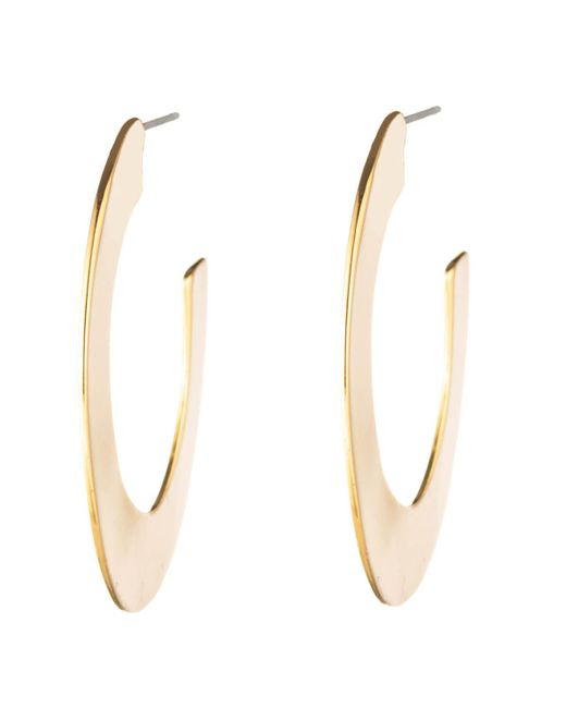 Alexis Bittar - Metallic Liquid Metal Hoop Earring You Might Also Like - Lyst