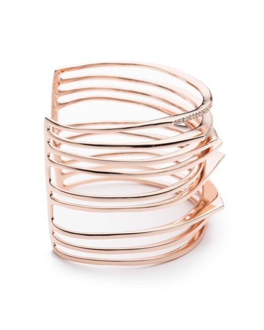 Alexis Bittar - Metallic Crystal Encrusted Origami Cuff Bracelet You Might Also Like - Lyst
