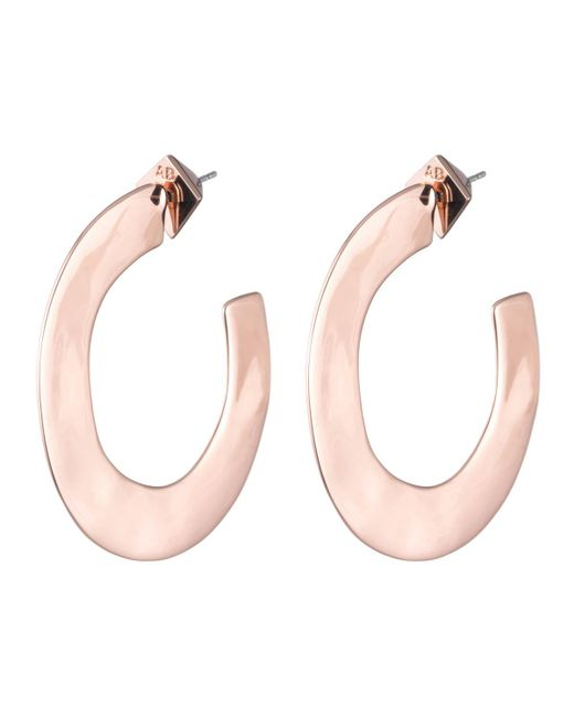 Alexis Bittar | Multicolor Enlarged Liquid Metal Hoop Earring You Might Also Like | Lyst