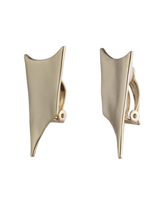 Alexis Bittar | White Abstract Thorn Liquid Metal Clip Earring You Might Also Like | Lyst