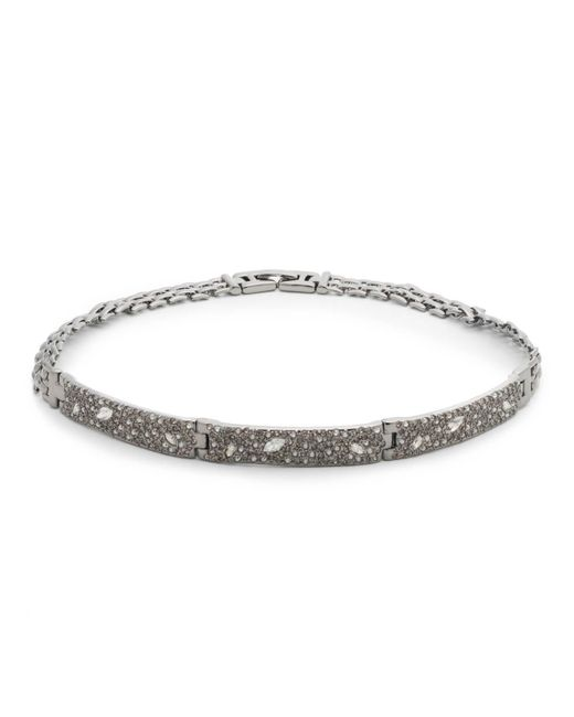 Alexis Bittar | Multicolor Crystal Encrusted Hinged Watchband Choker Necklace You Might Also Like | Lyst