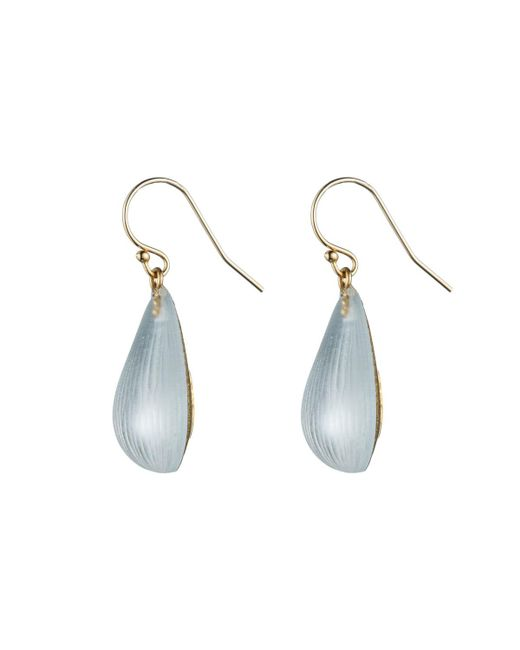 Alexis Bittar - Blue Dew Drop Earring You Might Also Like - Lyst
