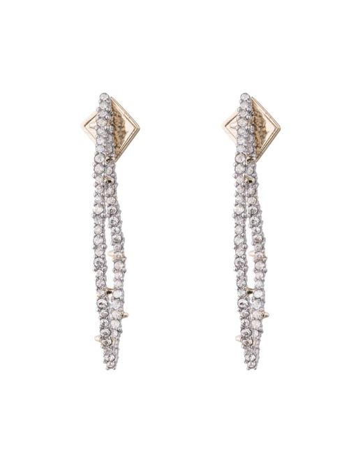 Alexis Bittar - White Abstract Thorn Post Earring You Might Also Like - Lyst
