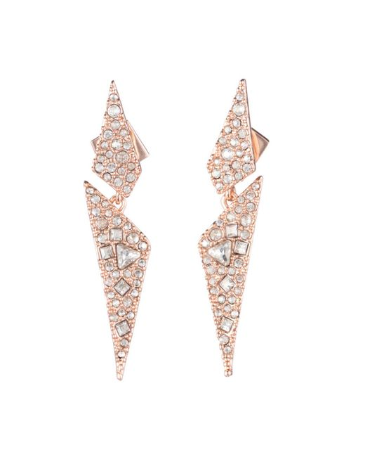 Alexis Bittar - Multicolor Crystal Encrusted Dangling Origami Post Earring You Might Also Like - Lyst