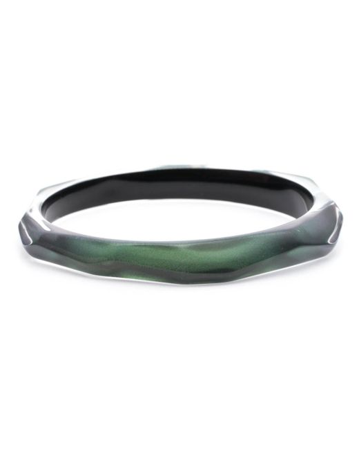 Alexis Bittar | Green Faceted Bangle Bracelet You Might Also Like | Lyst