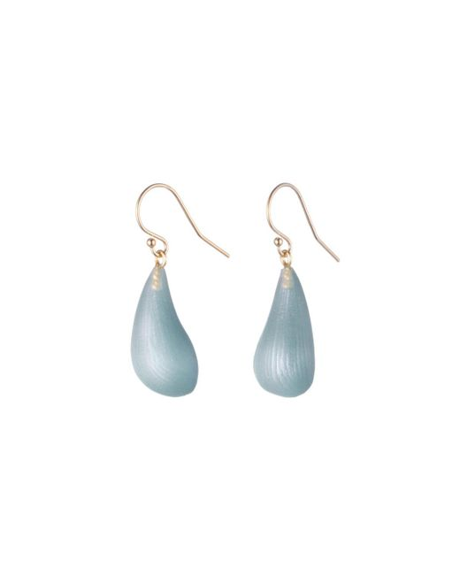 Alexis Bittar   Blue Dew Drop Earring You Might Also Like   Lyst