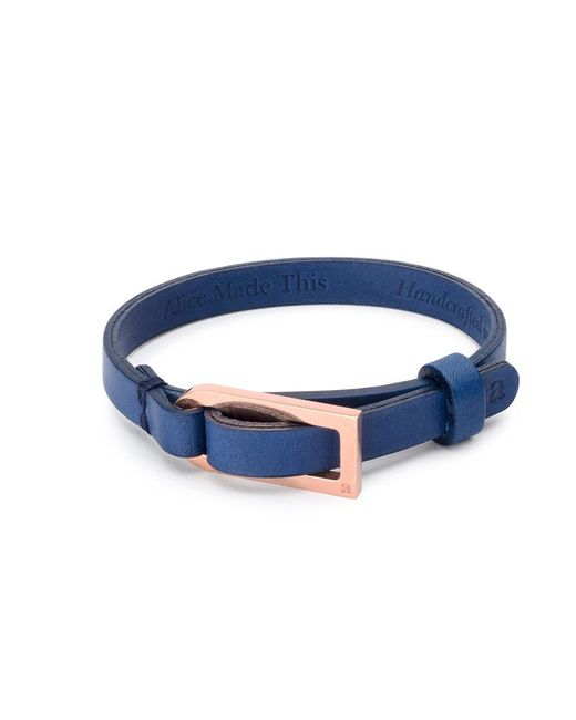 Alice Made This | Blue Ernest Bracelet for Men | Lyst