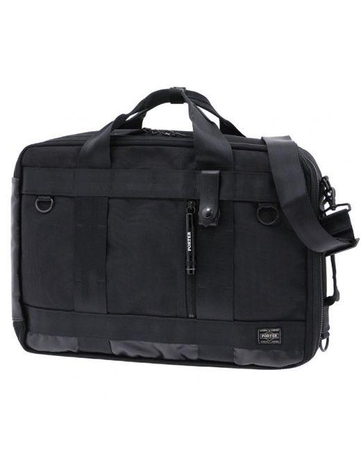 Porter - Black Heat 3 Way Briefcase for Men - Lyst