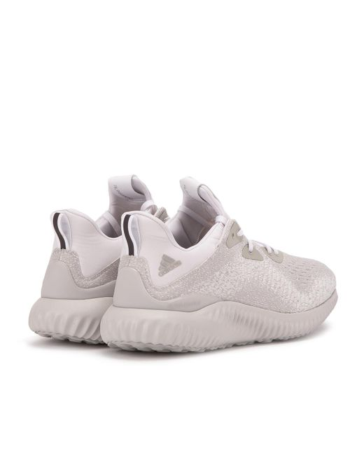 4f165dd3b ... Adidas - White Alphabounce Em M for Men - Lyst ...