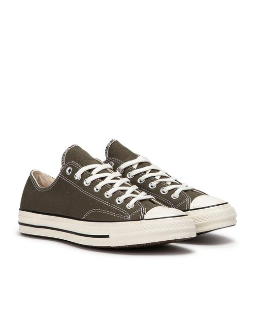Converse - Green Chuck Taylor 70 Ox Low for Men - Lyst ... 9b4064f15