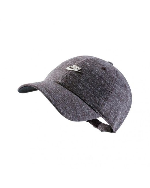 brand new da2b0 4f8c5 Nike - Gray Nike Nsw H86 Cap Metal Futura for Men - Lyst ...