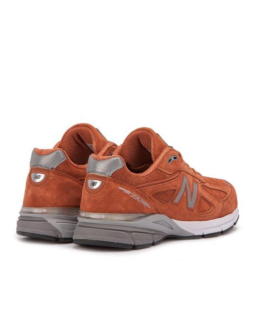 watch 9f5e7 14dc9 shopping orange new balance 990 0d50b a692c
