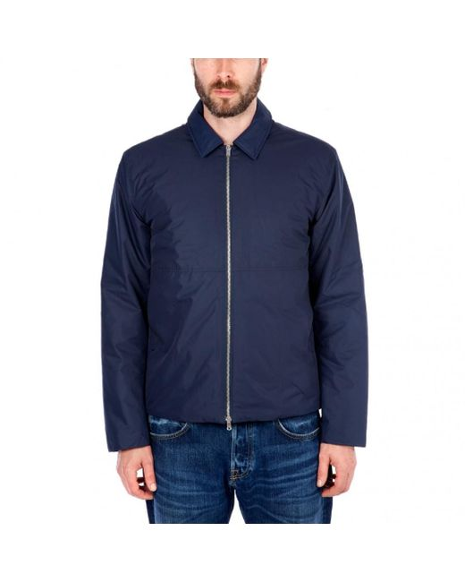 Norse Projects - Blue Elliot Nylon for Men - Lyst