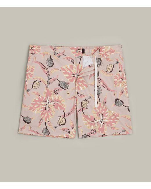 AllSaints   Pink Kauai Swim Short for Men   Lyst