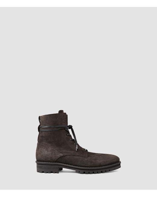 AllSaints   Brown Neptune Boot for Men   Lyst