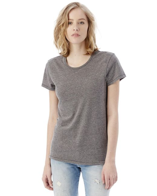 alternative apparel keepsake vintage jersey t shirt lyst