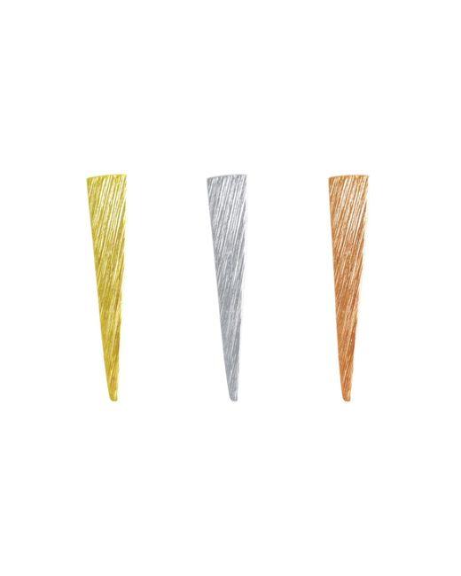 Cloverpost | Metallic Pick Earrings | Lyst