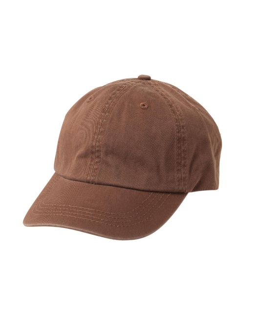 Alternative Apparel - Brown Dad Cap for Men - Lyst