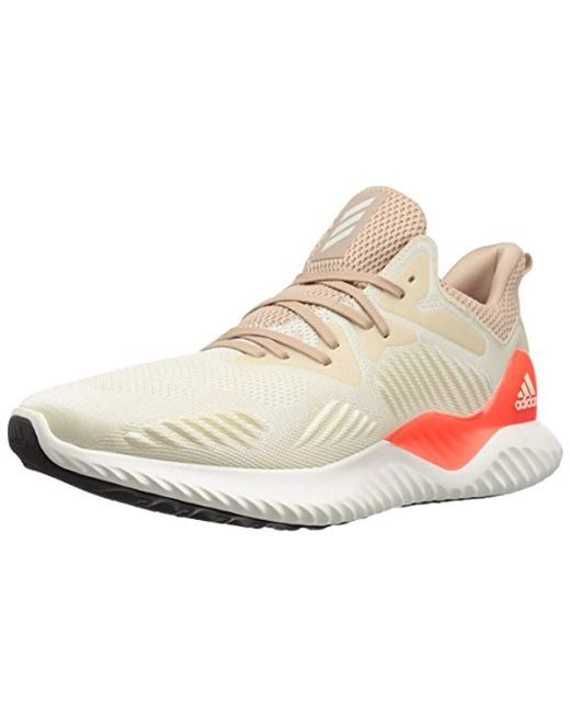 buy online 9966f 57fd3 Adidas Originals - White Alphabounce Beyond Running Shoe for Men - Lyst ...