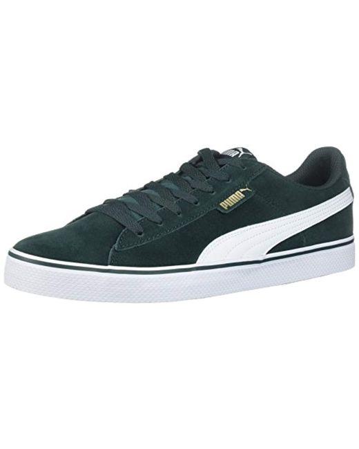 8e9649b964800d PUMA - Green 1948 Vulc Sneaker for Men - Lyst ...
