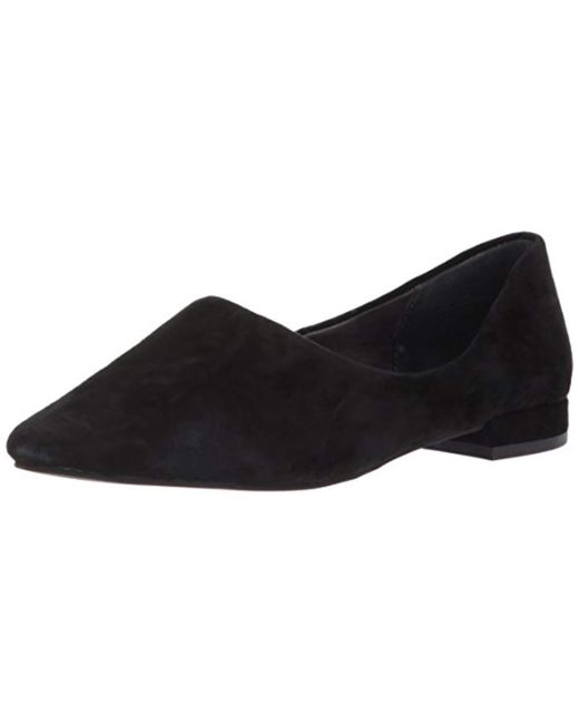 Seychelles Black Role Ballet Flat
