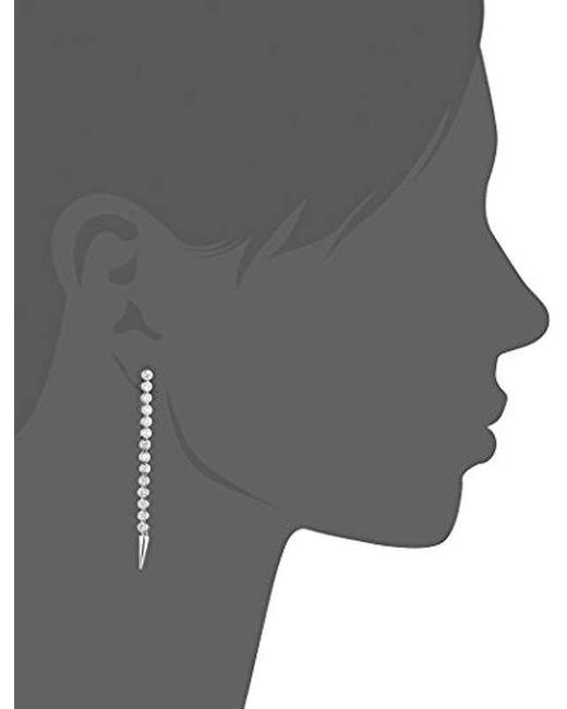 Noir Jewelry - Multicolor Hunters Point Drop Earrings - Lyst