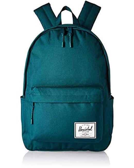 64c26e09aecd Herschel Supply Co. - Blue Herschel Classic X-large Backpack Deep Teal One  Size ...
