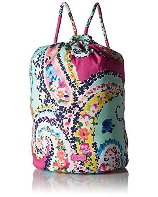 Vera Bradley - Multicolor Iconic Ditty Bag 4236790758339