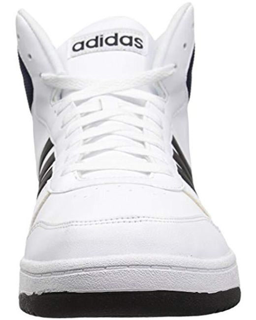 588e6c3d5223 Lyst - adidas Originals Vs Hoops Mid 2.0 in White for Men - Save 8%
