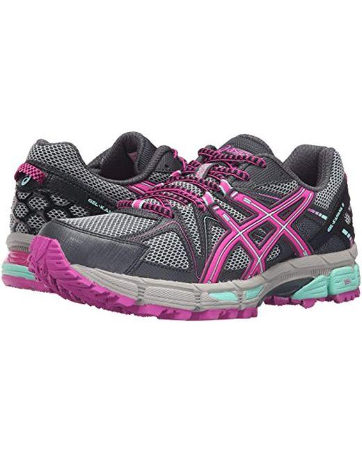 best service 11276 9e840 Asics - Pink Gel-kahana 8 Trail Runner - Lyst
