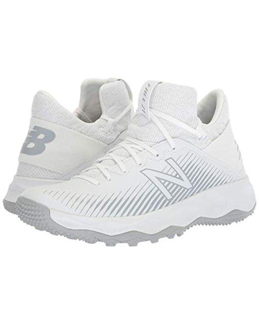 f96592f83 ... New Balance - Metallic Freeze V2 Box Agility Lacrosse Shoe for Men -  Lyst ...