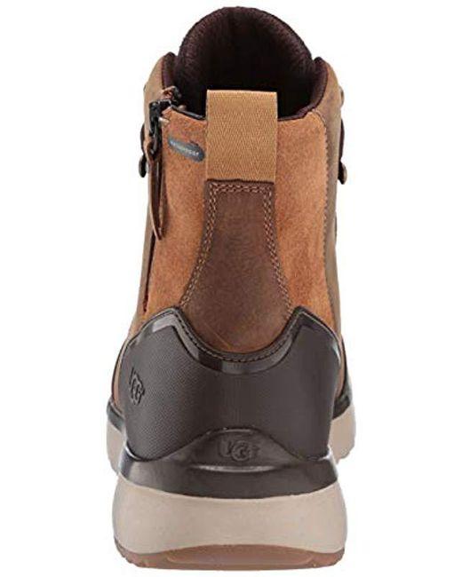 2b811043ef4 Lyst - UGG Caulder Boot Snow in Brown for Men