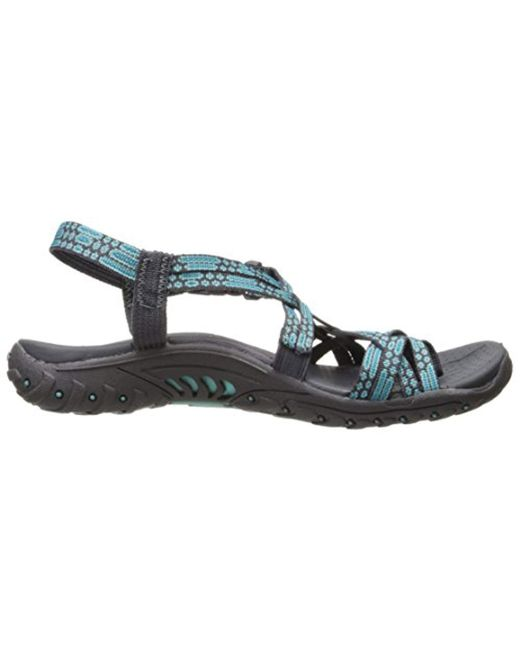7487afb999dc01 ... Skechers - Multicolor Reggae-Loopy Sandals - Lyst ...