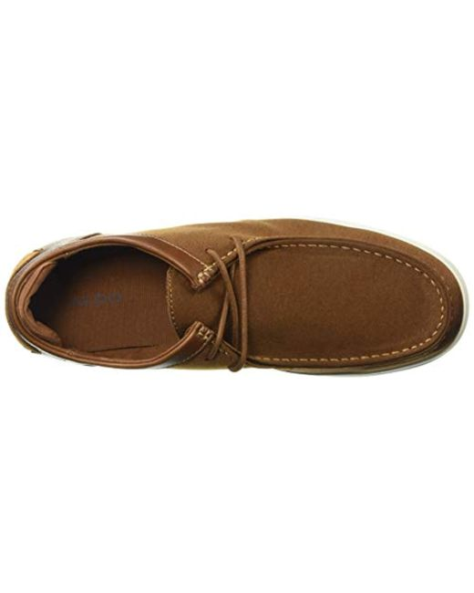 99583870b6173 Lyst - ALDO Taeni Boat Shoe in Brown for Men - Save 49%