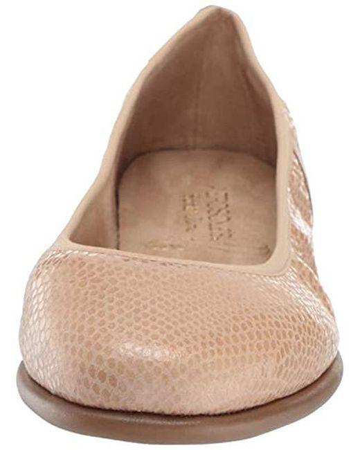 8ab3e634b61 ... Aerosoles - Brown Better Yet Ballet Flat - Lyst ...