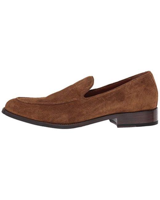 88b806efb1d ... Frye - Brown Jefferson Venetian Slip-on Loafer for Men - Lyst ...