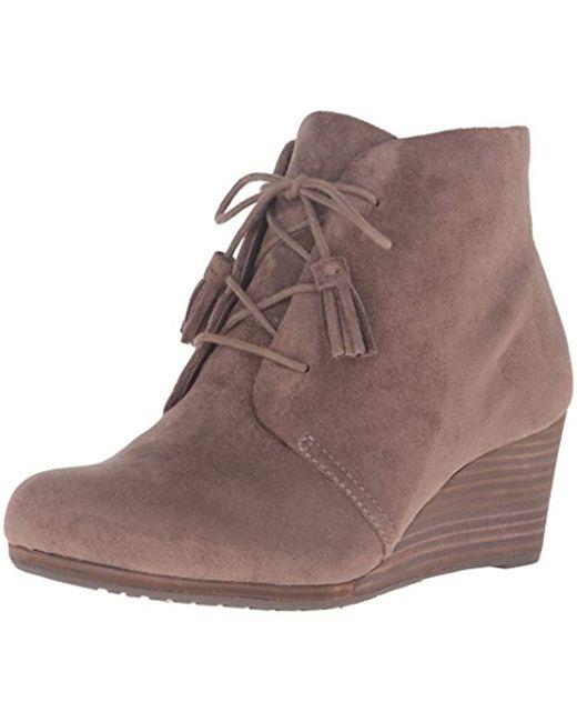Dr. Scholls - Brown Dakota Boot - Lyst