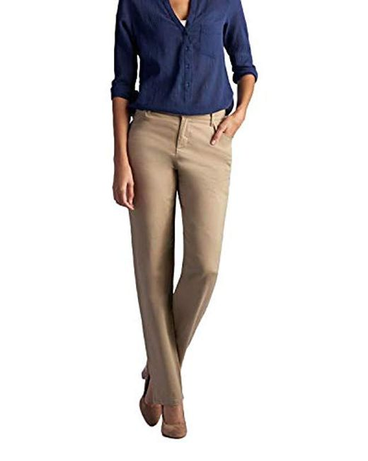 fd551819 Lee Jeans - Multicolor Relaxed Fit All Day Straight Leg Pant - Lyst ...