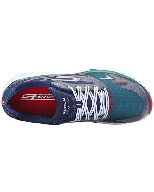 c7c67d78a561 ... Skechers - Blue Performance Go Run Forza Boston 2016 Running Shoe for  Men - Lyst