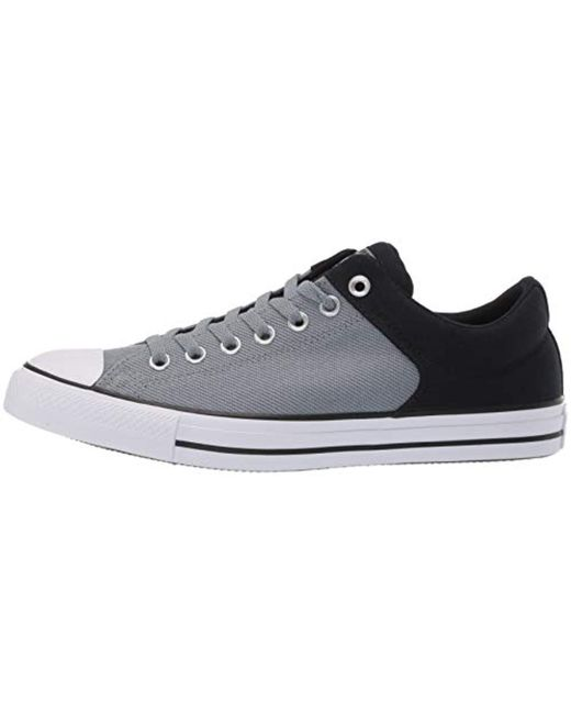 9785eb09c3a ... Converse - Multicolor Unisex Chuck Taylor All Star Street Colorblock  Low Top Sneaker for Men ...