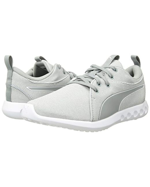 ... PUMA - White Carson 2 Shoe for Men - Lyst ... c861a4a0b