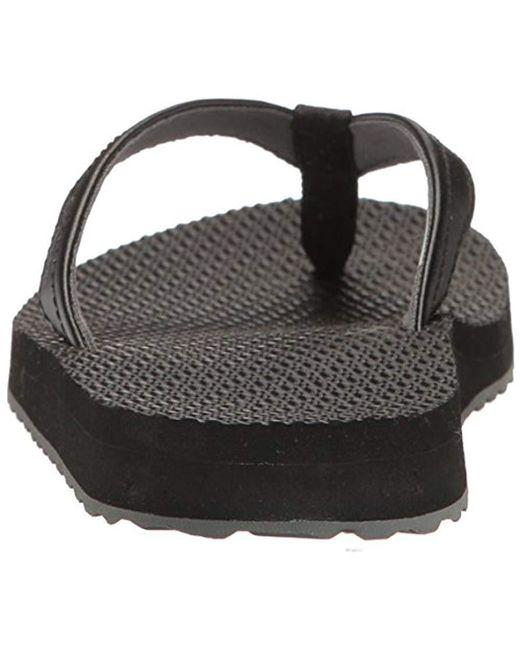 ... Columbia - Black Sorrento Flip Athletic Sandal - Lyst ... 4f2ea6cb23
