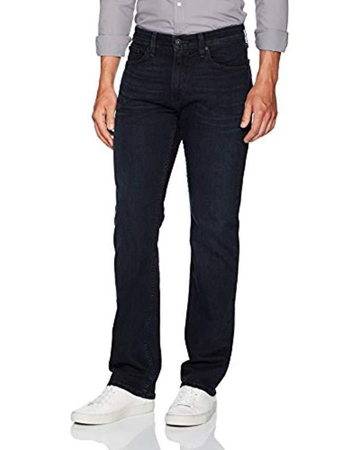 PAIGE - Blue Doheny Classic Straight Leg Jean for Men - Lyst