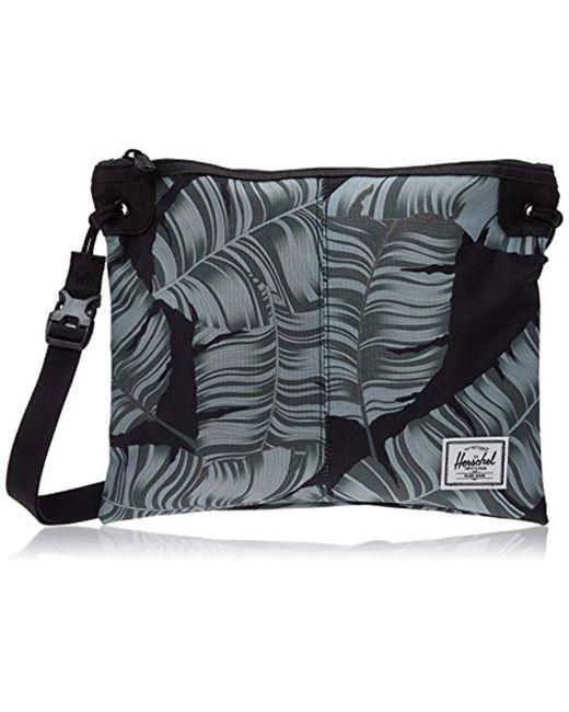 Herschel Supply Co. - Black Alder Cross Body Bag - Lyst