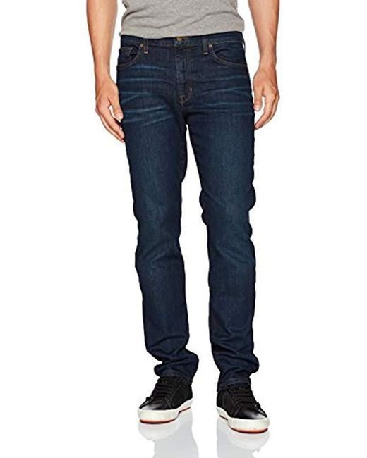 Joe's Jeans - Blue Brixton Straight And Narrow Jean In Harding for Men - Lyst