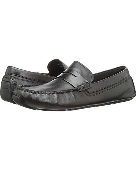 2549c6bd17c Lyst - Cole Haan Rodeo Penny Driver in Black - Save 55%